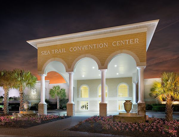 Sea Trail Resort Wedding Spaces & Places
