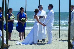 Beach Wedding Clergy