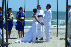 Beach Wedding Clergy