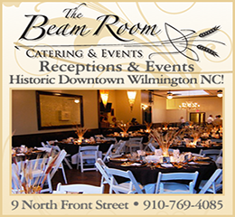 The Beam Room Receptions-&-Events WILMINGTON NC